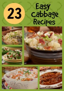 23 Easy Cabbage Recipes