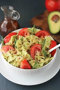 20-Minute-Creamy-Avocado-Pasta