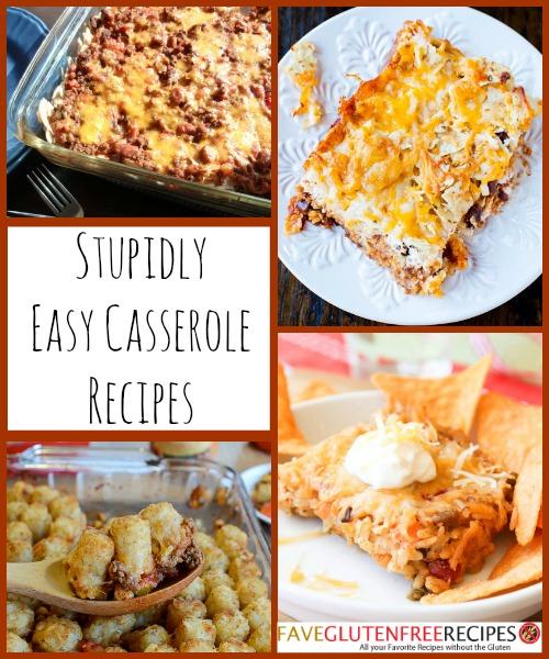Gluten-Free Casserole Recipes