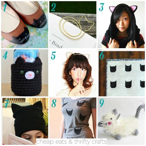 Cute Cat Crafts