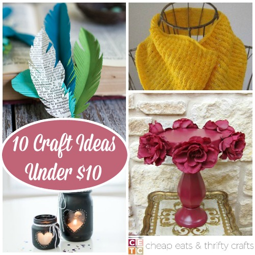 Cheap Craft Ideas