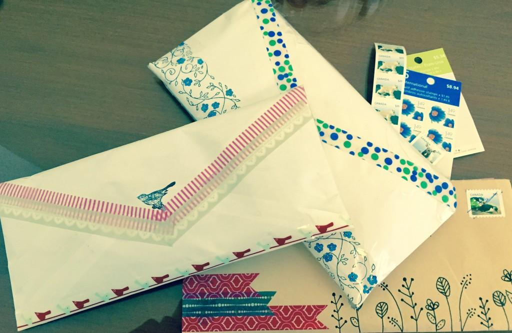 Pocket Letter envelopes