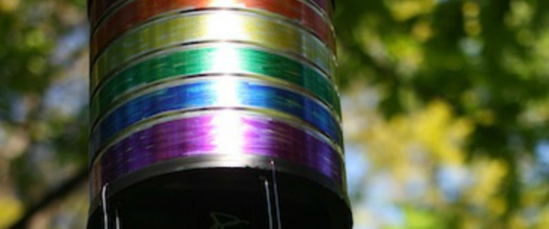 Look at the Bright Side: 12 Thrifty Recycled Crafts and Recycled Art Projects