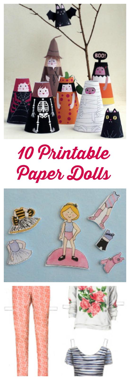 PrintablePaperDolls
