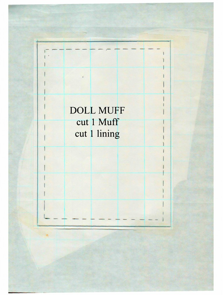 DOLL MUFF
