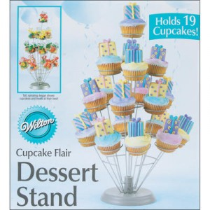 Cupcake-Flair-Dessert-Stand