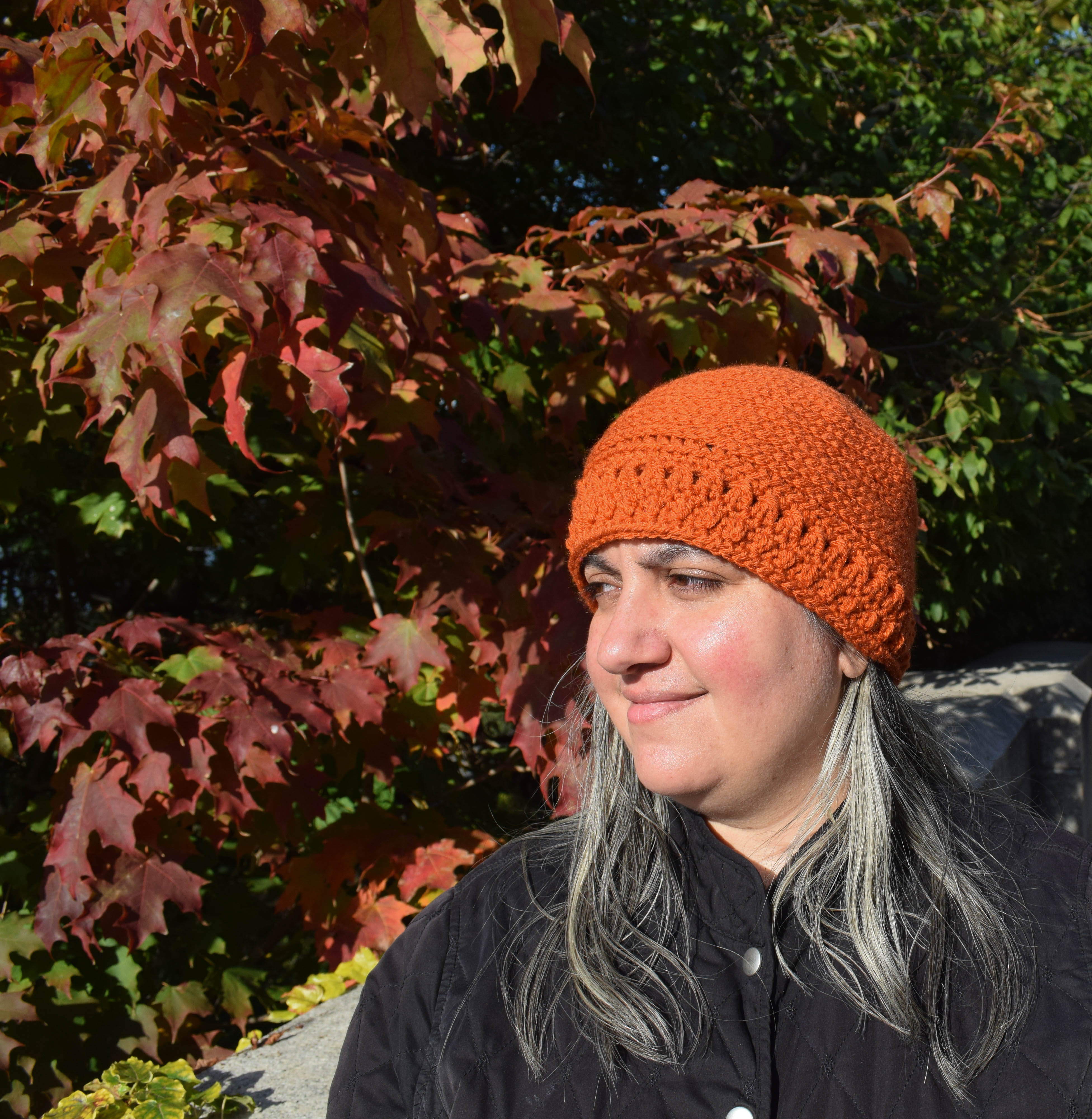One-Skein Crochet Pattern: Halfway Harvest Hat - Cheap Eats and ...