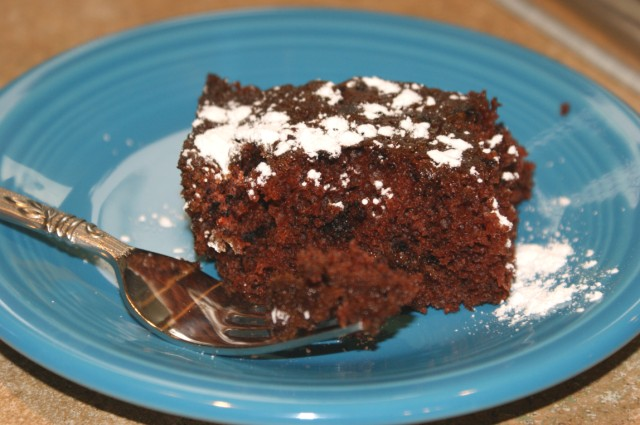 Amish Lazy Woman's Cake