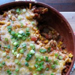 Weeknight Ground Beef Casserole