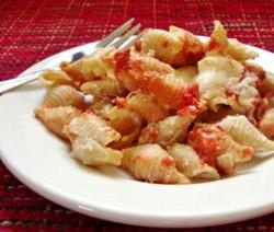 5 Ingredient Pasta Casserole