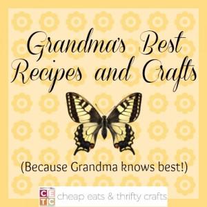 Grandma's Recipes and Crafts