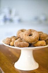Apple House Cinnamon Doughnuts