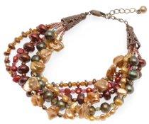 Shades of Autumn Bracelet