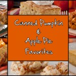 Canned Pumpkin and Apple Pie Recipes