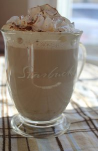 Simple Pumpkin Spice Latte