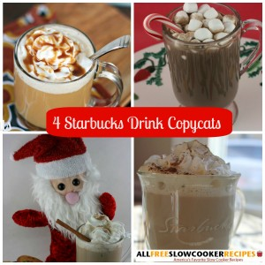 Starbucks Drinks Recipes