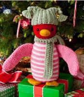 Huggable Happy Colors Penguin