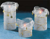 Holiday Candle Holders