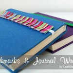 Cute and Pretty Wrap Bookmarks