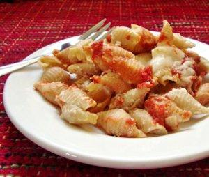 5-Ingredient Pasta Casserole