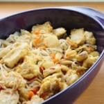 Orange Chicken Chinese Casserole