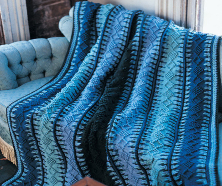 Difficult Crochet Afghan Patterns