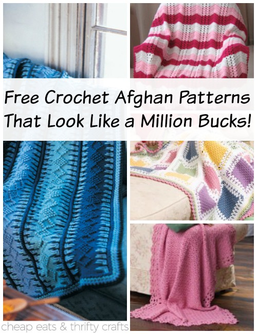 Super Saver Yarn To The Rescue Free Crochet Afghan Patterns That