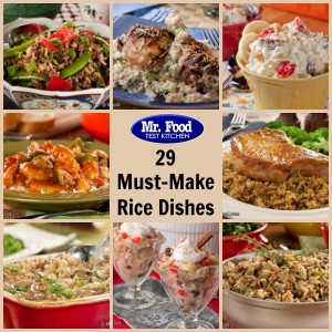 29 Must-Make Rice Dishes