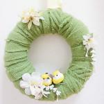 Birdie Easter Wreaths