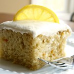 Lemon Crazy Cake