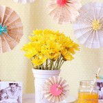Mother's Day Paper Crafts and Decor