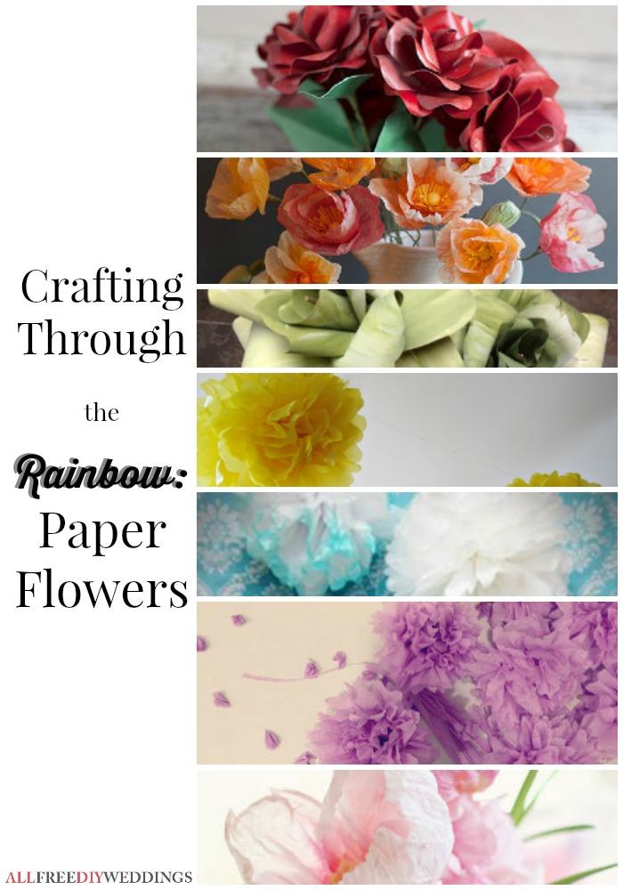 rainbow-paper-flowers