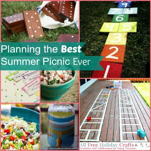 Planning Summer Picnic