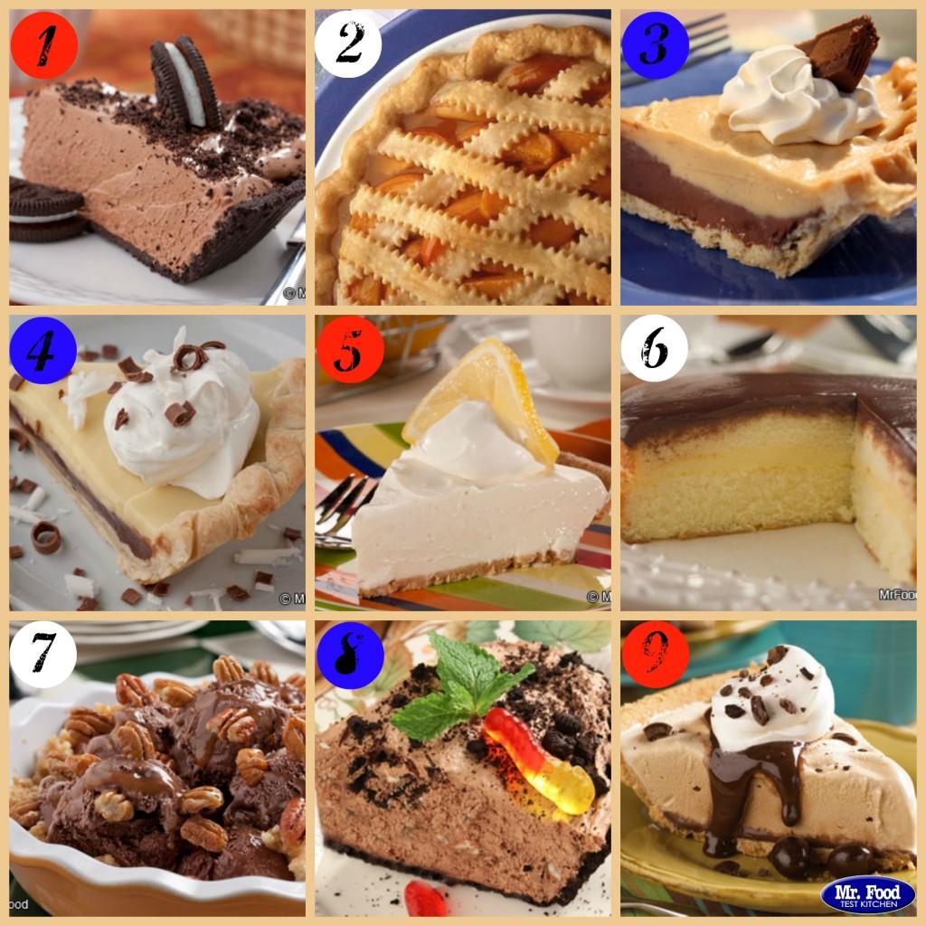 5-Ingredient Pies
