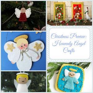 Heavenly Angel Crafts
