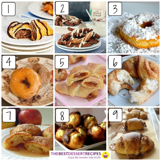 Biscuit and Crescent Roll Recipes
