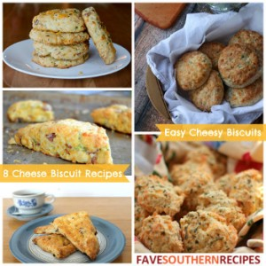 8 Cheese Biscuit Recipes