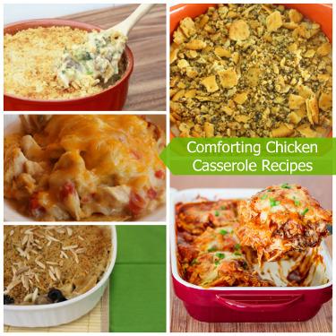 Comforting Chicken Casserole Recipes