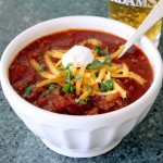 Jimmy Fallon's Chili