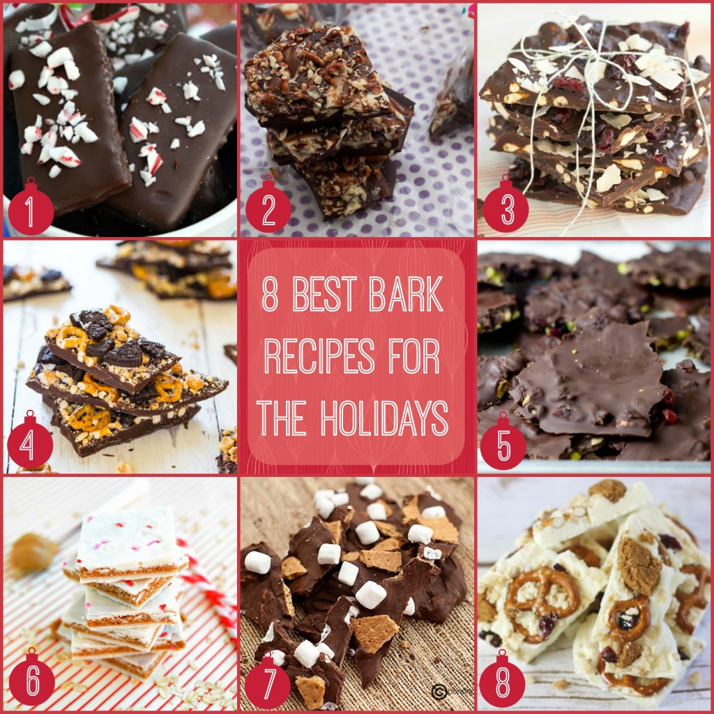 Best Bark Recipes for the Holidays