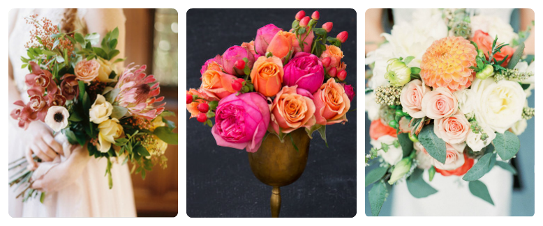 Wedding Flowers On the Cheap: DIY Bridal Bouquets and Centerpieces Under $50