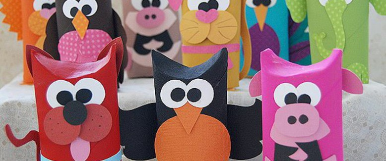 Cute Animal Toilet Paper Roll Crafts You Should Make for Spring
