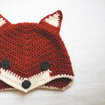 Woodland Creatures Fox Hat