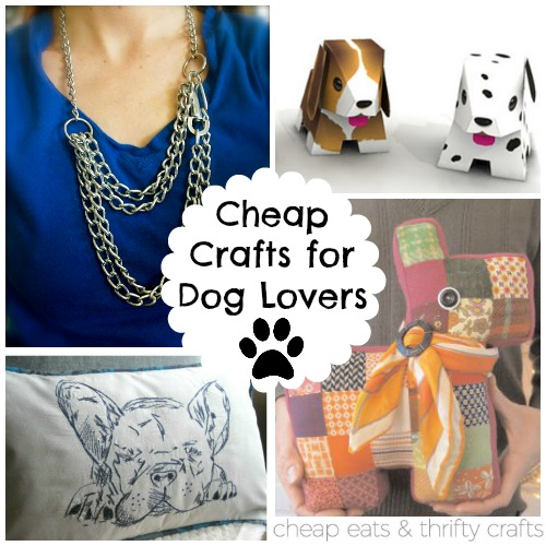 Crafts for Dog Lovers