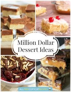 Million Dollar Desserts
