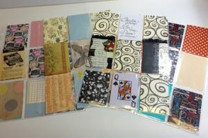 Pocket Letter insert backgrounds