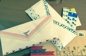 Pocket Letter envelopes