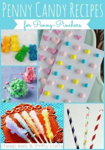 Penny Candy Recipes