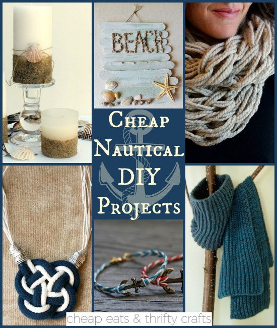 Cheap Nautical DIY Projects