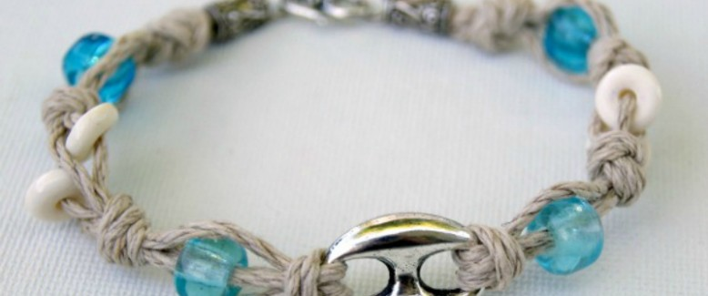 10 Cheap Beachy Hemp Bracelet Patterns for Festival Season